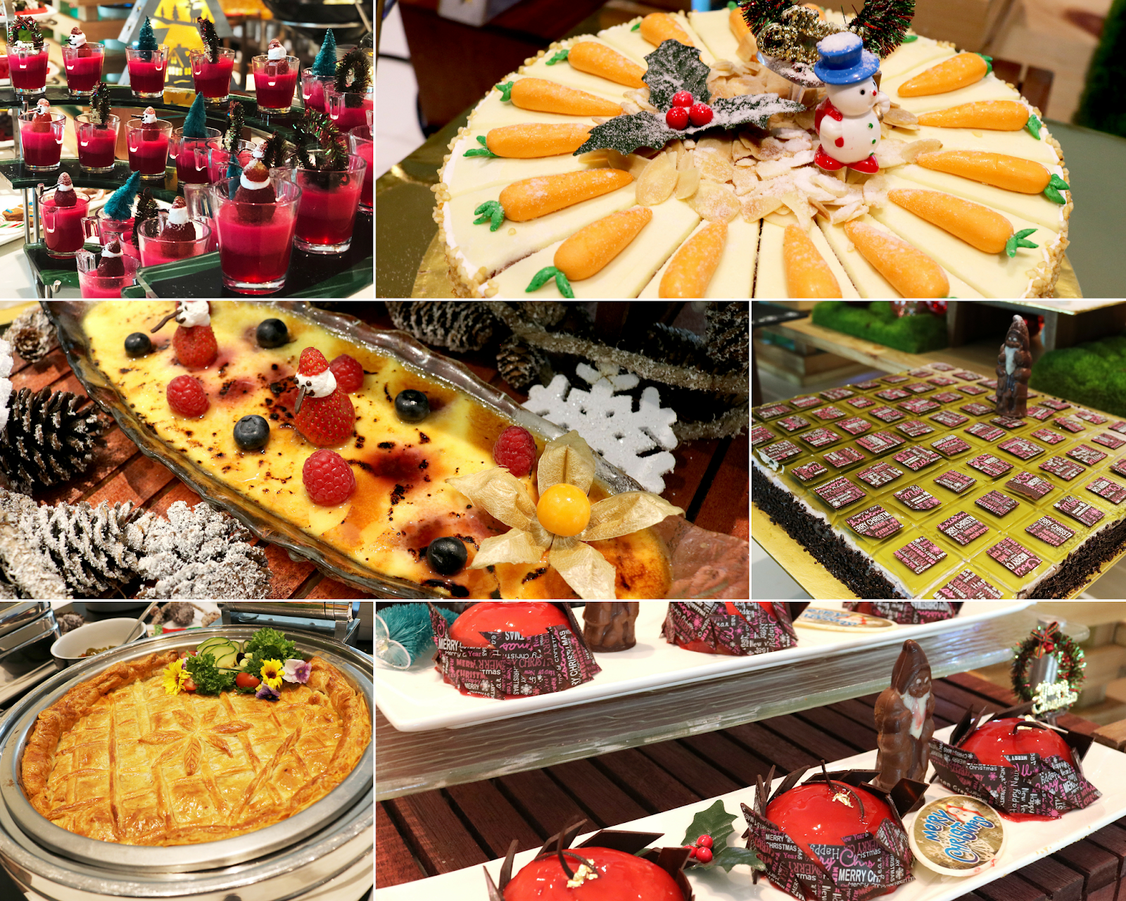 An Enchanted Christmas Buffet at Olive Tree Hotel Penang