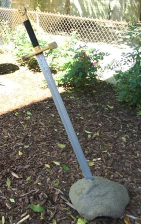0 cara membuat pedang kayu dalam batu