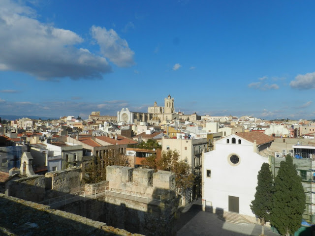 Patrimônios da UNESCO em Tarragona (Espanha) - Foro romano de Tarraco