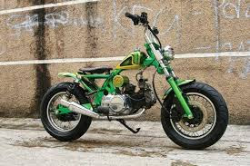 Kumpulan Modifikasi Motor Honda CB Unik, Klasik dan Keren