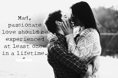 Passionate Love Quotes