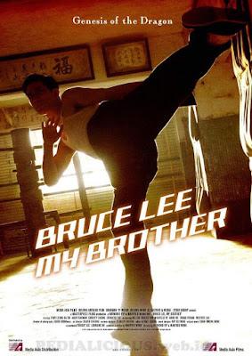 Sinopsis film Bruce Lee, My Brother (2010)