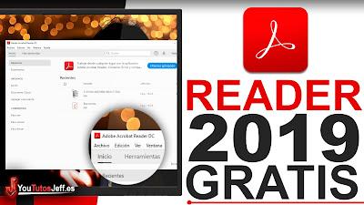 Como Descargar Adobe Reader Ultima Versión 2019 Español