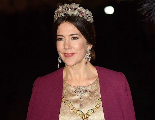 Happy Birthday! Crown Princess Mary Turns 45 Years Old. Prince Christian, Princess Isabella, Prince Vincent and Princess Josephine
