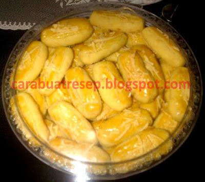 Foto Resep Kue Kastengel Keju Edam Tabur Parmesan Sederhana Spesial Asli Enak