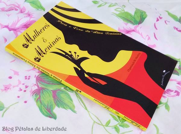 """Resenha, livro, """"Mulheres & Meninas"""", capa, fotos, editora-illuminare, ro-mierling, opiniao, contos, poesia"""