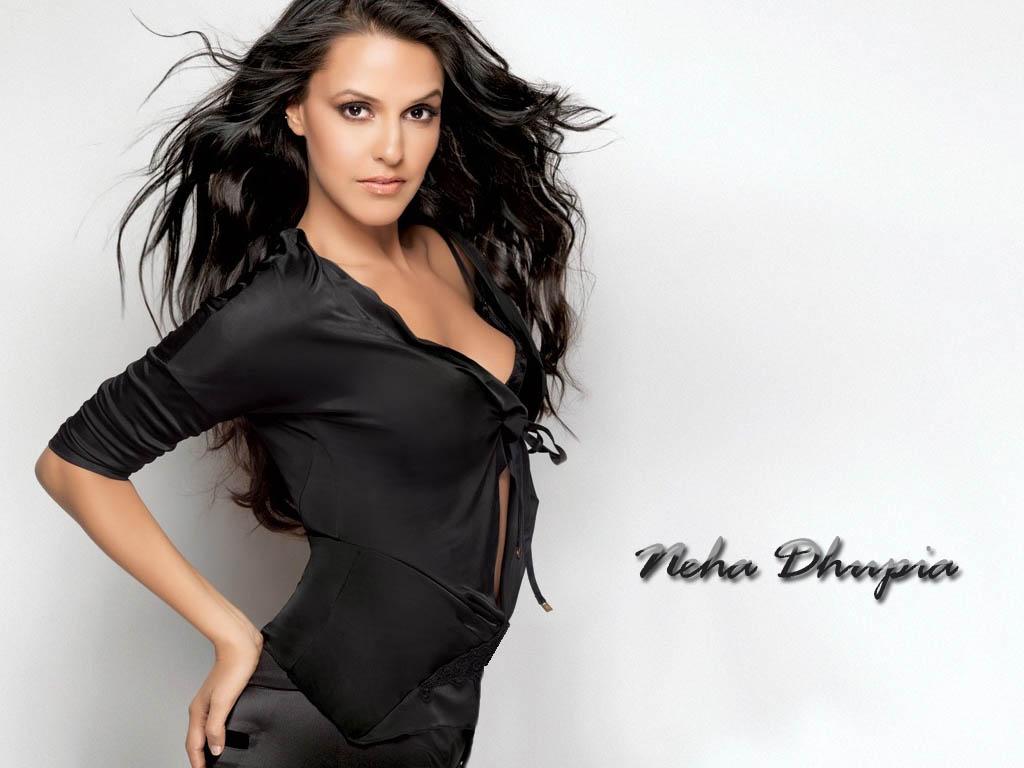 Super Sexy Neha Dhupia  Actress Wallpapers-4720