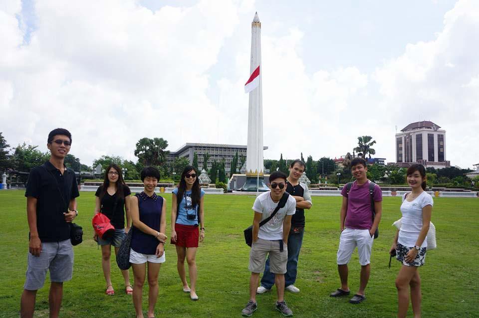 Hero Monument Surabaya