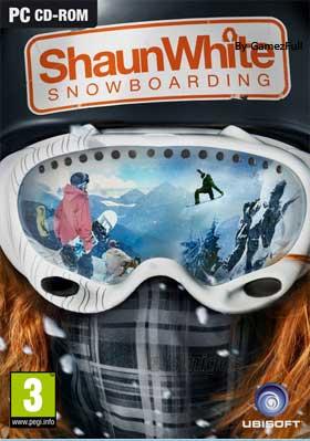 Shaun White Snowboarding PC [Full] Español [MEGA]