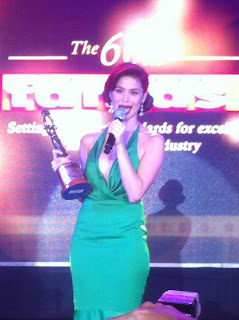 Anne Curtis FAMAS Best Actress