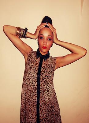 Leopard Dress OOTD