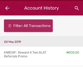 ALAT BY WEMA: EARN 5,000 DAILY FOR FREE