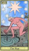 Tarot Yıldız Kartı