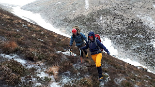 Cairngorm winter skills course