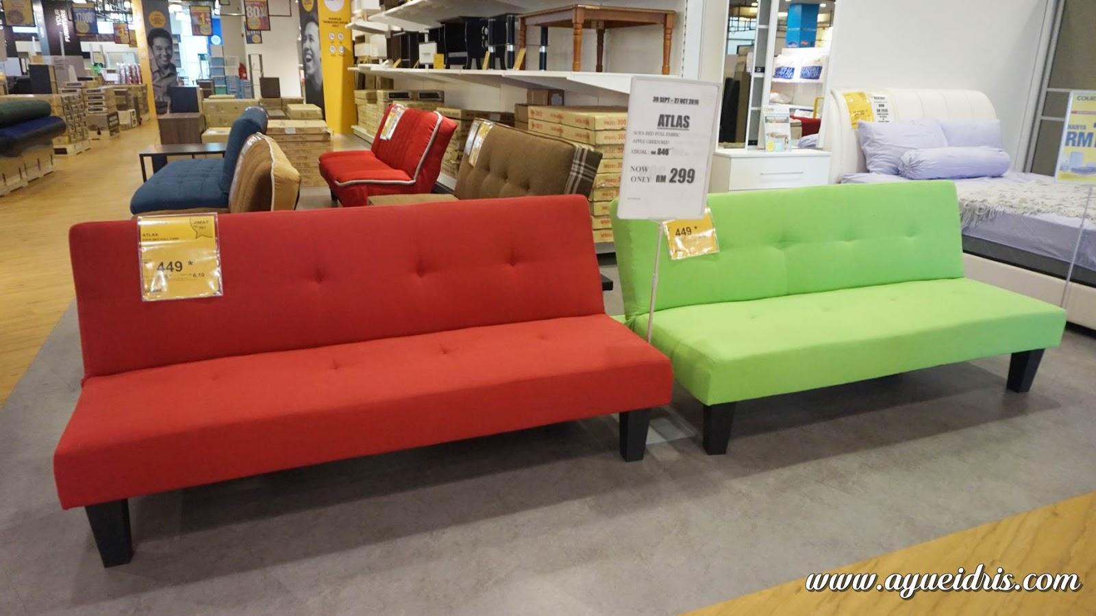 sofa at courts grey corner modern beli tilam queen rm399 di pesta terbesar