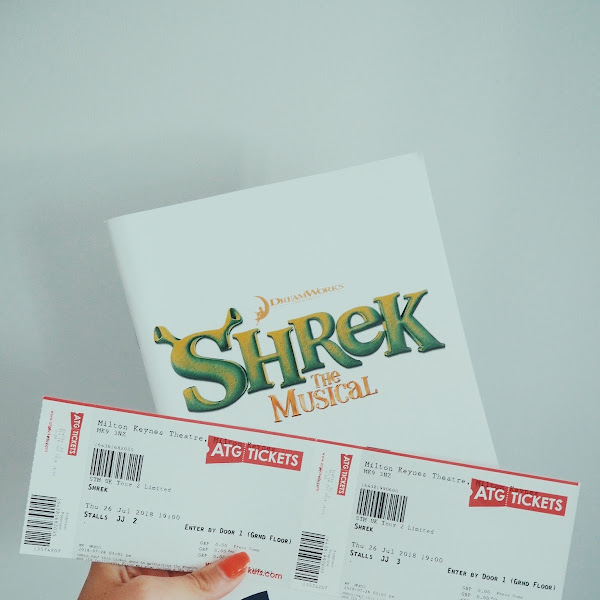 REVIEW | SHREK THE MUSICAL | MILTON KEYNES THEATRE