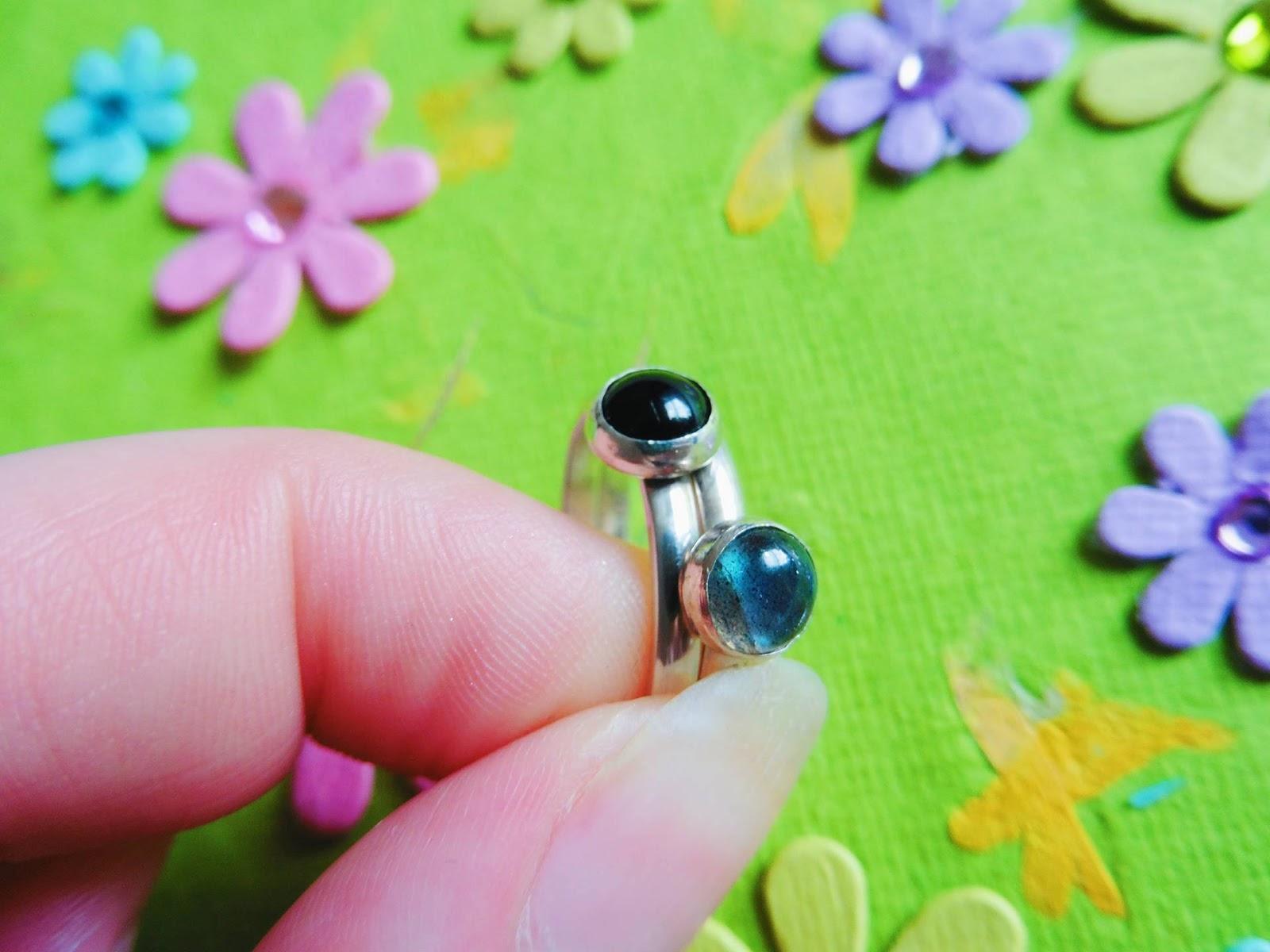 lebellelavie - Diamonds & Rust Jewellery review