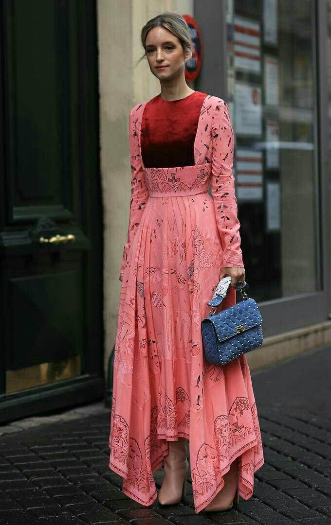 Como usar vestido longo em todas as estações e ocasiões