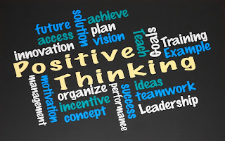 Wall Graphic: Positive Thinking