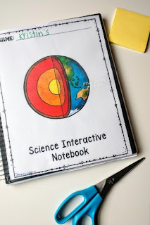 Using five star notebooks in your science classroom