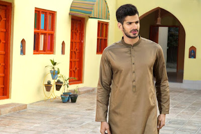 Latest shalwaar kameez designs for men 2015