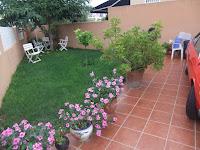 chalet adosado en venta av mohino benicasim terraza3
