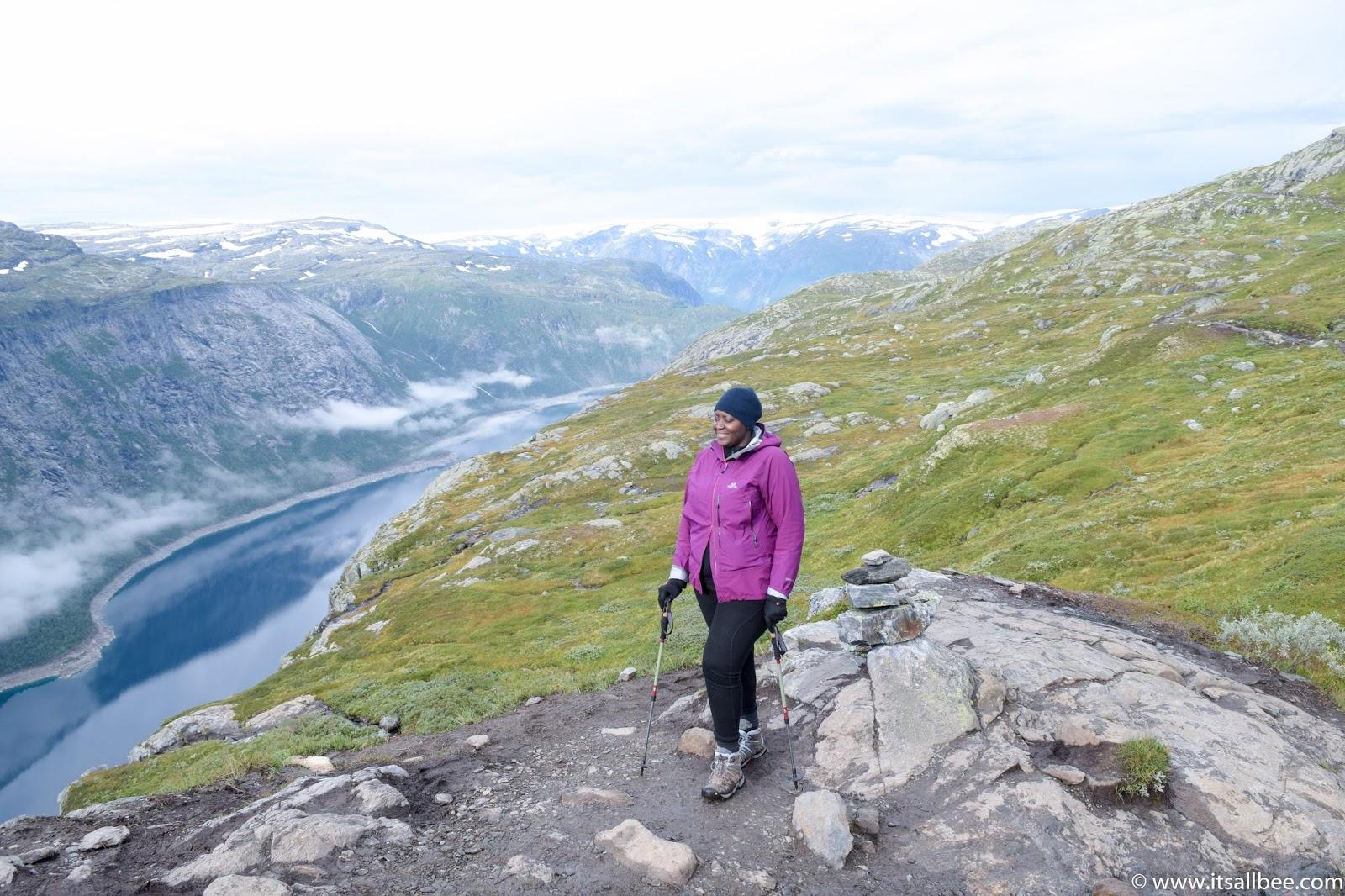 Adventures in Norway | Hiking To Trolltunga