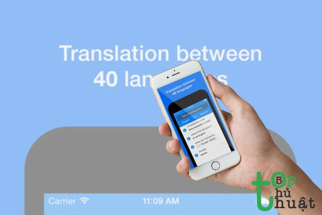 Ứng dụng dịch thuật Professional Translation