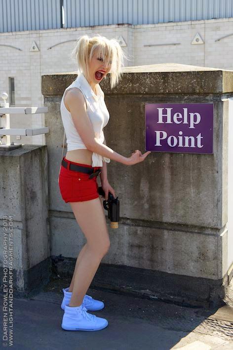 Kerraldine Cosplay - Help Point