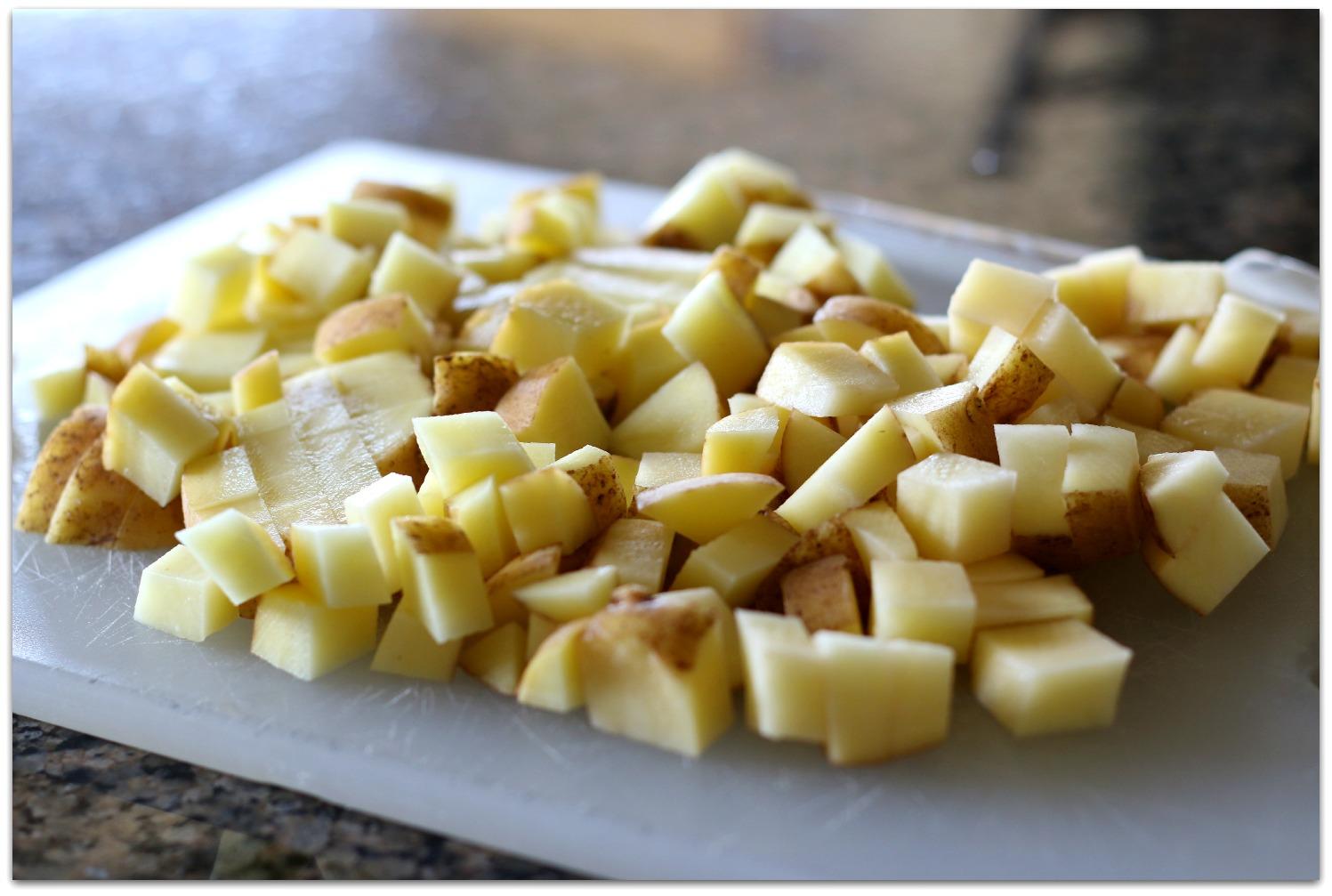 Hidden Valley Ranch BLT Potato Salad