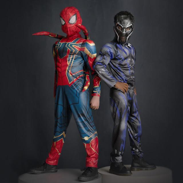 Marvel Halloween costumes