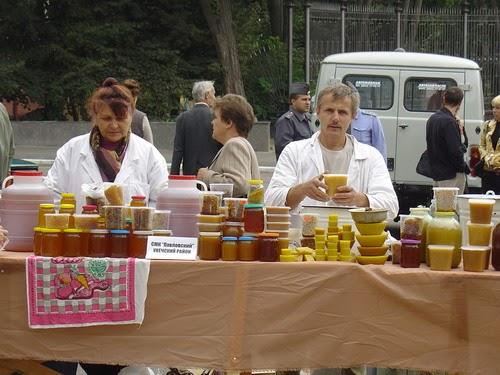 Η μελισσοκομία στην Ρωσία