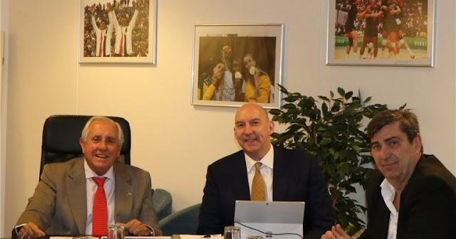 Ủy ban huấn luyện - kỹ thuật FIVB họp để định hướng phát triển