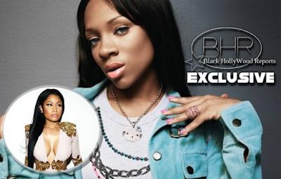 Lil Mama Throws Shade At Nicki Minaj On Social In Defense Of Lil Kim