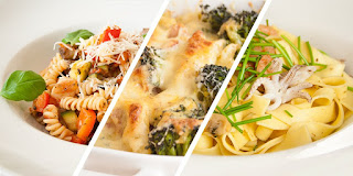 Rezept-Gewürz-Box Pasta Amore Trio