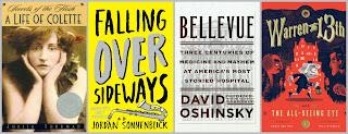 4 short book reviews