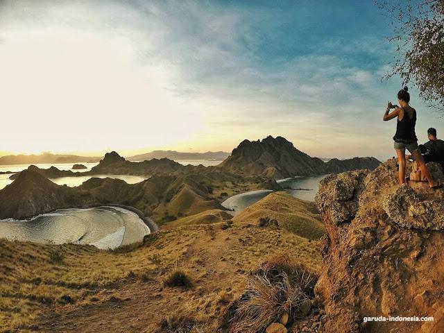 #AyoLiburan ke Labuan Bajo bersama Garuda Indonesia