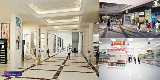 Trung tâm thương mại Xuân Mai Riverside
