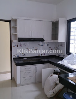 jual kitchen set dan interior terlaris banjarmasin