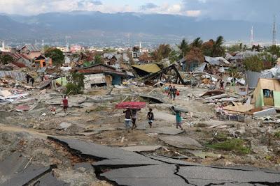 Pengertian Likuifaksi Pasca Gempa Tektonik