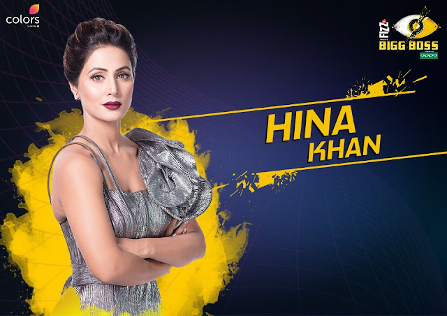 Hina Khan  (Bigg Boss 11 Contestant)