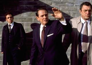 Richard Crenna as President Ronald Reagan
