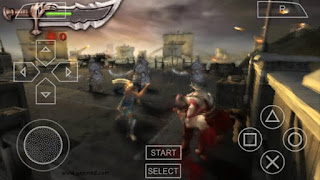 Download God of War: Chains of Olympus ISO PSP Android