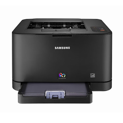 Connect apace as well as securely to your wireless network amongst the acquit upon of a push Samsung Printer CLP-325 Driver Downloads