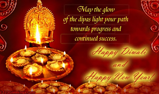 Diwali Greeting Card Messages 2016