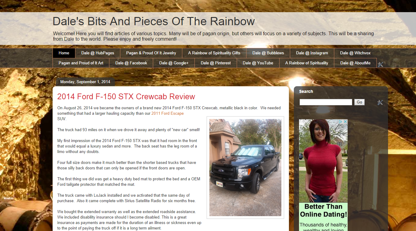 Dale S Bits And Pieces Of The Rainbow How To Monetize Your Blogger