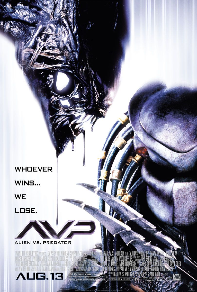 AVP: Alien vs. Predator 2004 - Full (HD)