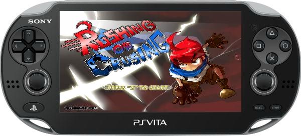 GAME DEV TO DIED: PlayStation Vita (PS Vita) : Getting start