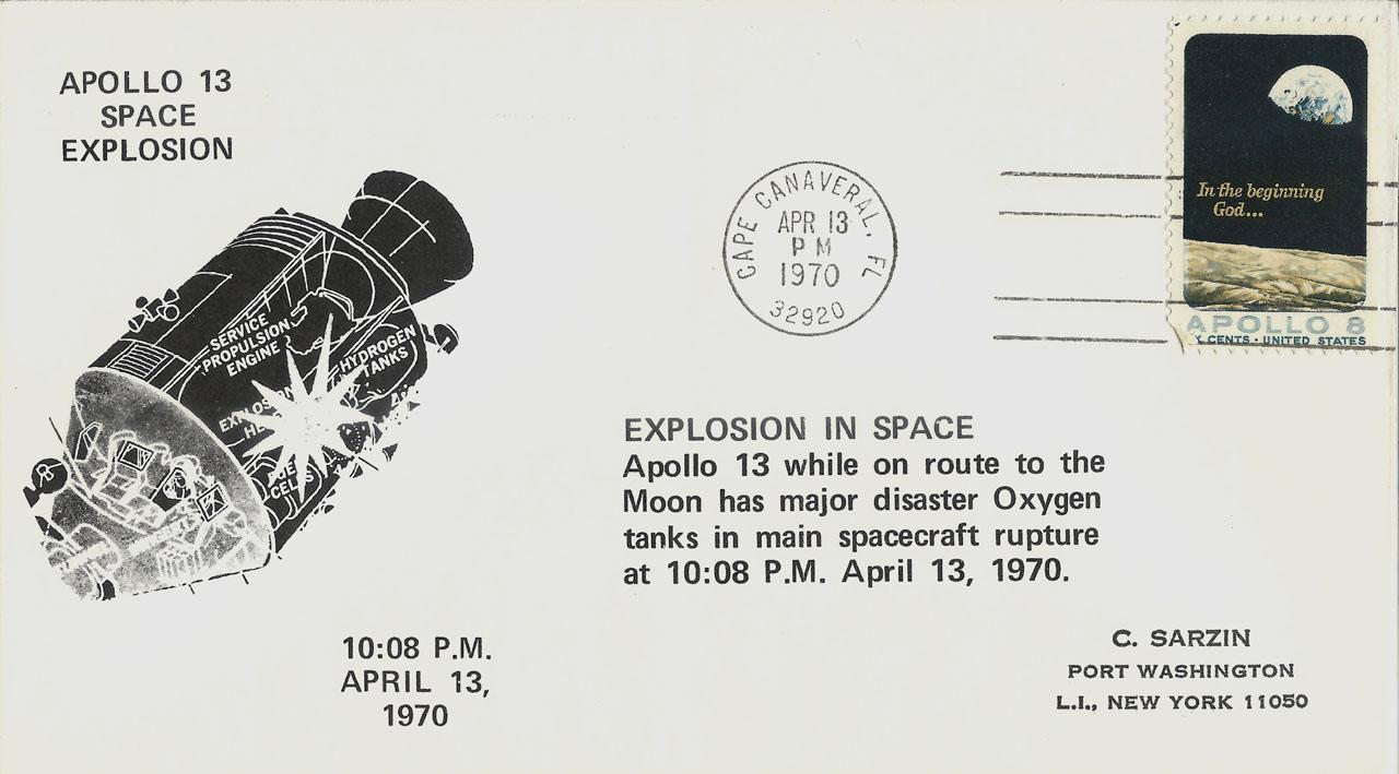 apollo spacecraft exploded - photo #9