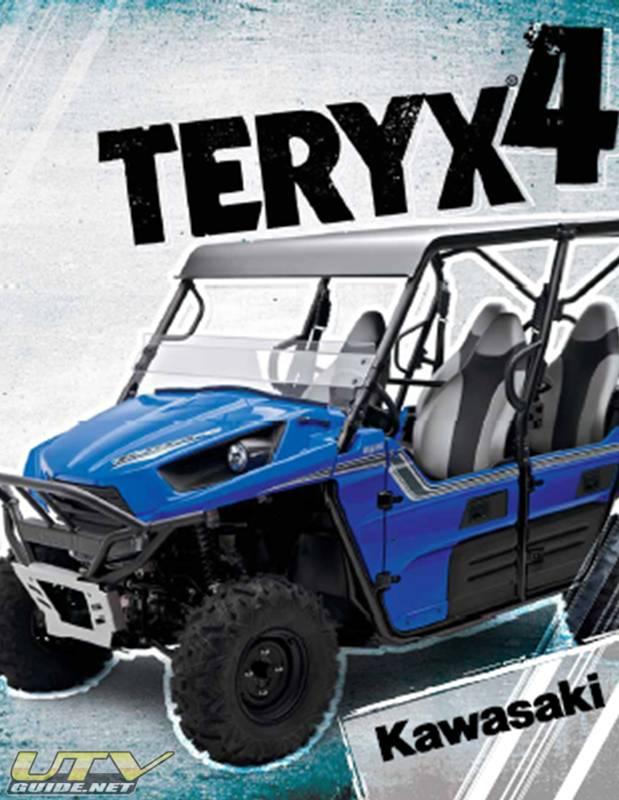 customize your teryx4 with genuine kawasaki accessories - utv guide